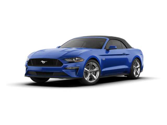 New 2018 Ford Mustang GT Premium Convertible For Sale Near Manchester, NH